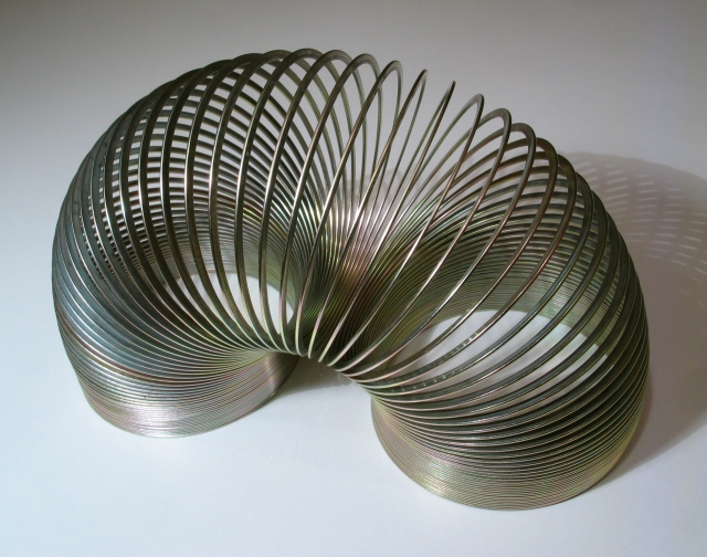 The Slinky: a not so fun metaphor
