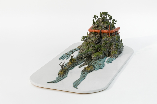 Jude Griebel - sculptures
