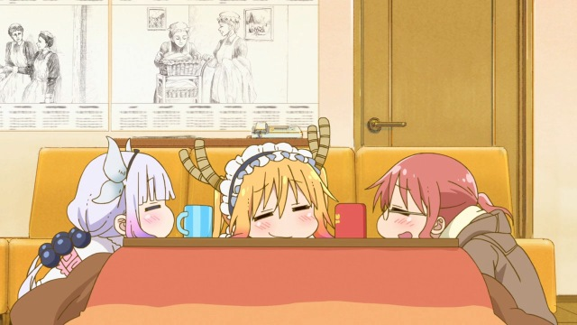 Kobayashi-san Chi no Maid Dragon - 11 Mar 23, 2017, 1.16.53 PM