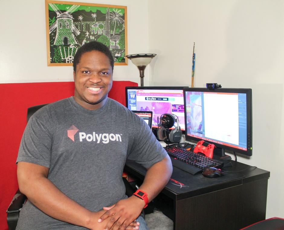 Polygon Editorial Intern
